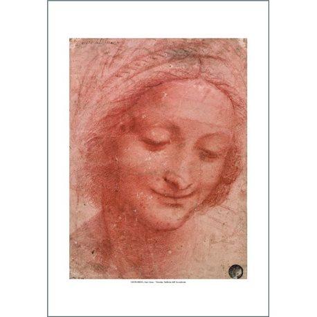 SANT' ANNE Leonardo, Galleria dell'Accademia - Venezia