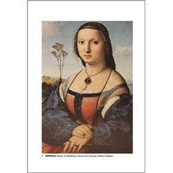 PORTRAIT OF MADDALENA DONI Raffaello - Palatine Gallery, Florence