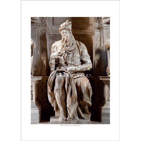 MOSES Michelangelo - San Pietro in Vincoli, Rome