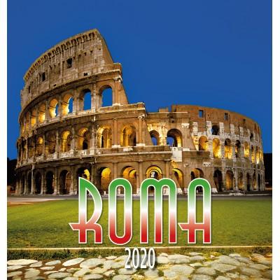 Calendario 31X34 COLOSSEO NOTTE