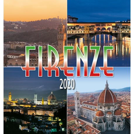 Calendar 31x34 cm FLORENCE MOUNTING