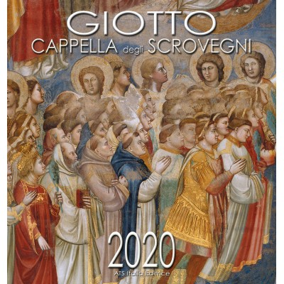Calendar 31x34 cm GIOTTO THE SCROVEGNI CHAPEL