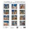 Calendario 31X34 GIOTTO CAPPELLA DEGLI SCROVEGNI