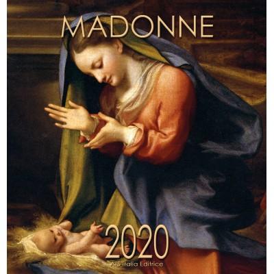 Calendario 31X34 MADONNE CORREGGIO