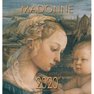 Calendar 31x34 cm OUR LADIES LIPPI