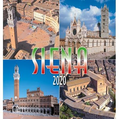 Calendario 31X34 SIENA