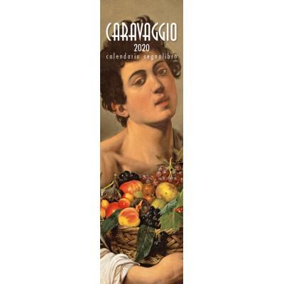 Calendar 6x20,5 cm CARAVAGGIO