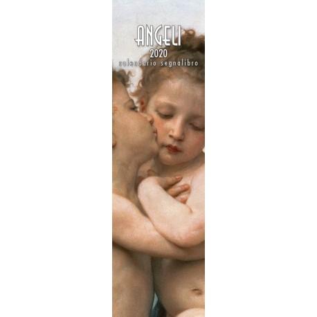 Calendar 6x20,5 cm ANGELS FIRT KISS