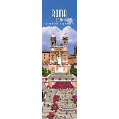 Calendar 6x20,5 cm ROME SPAGNA SQUARE
