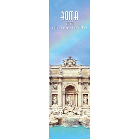 Calendar 6x20,5 cm ROME TREVI FOUNTAIN