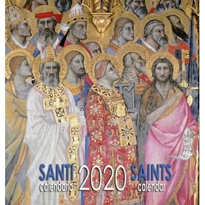 Calendario 31X34 SANTI