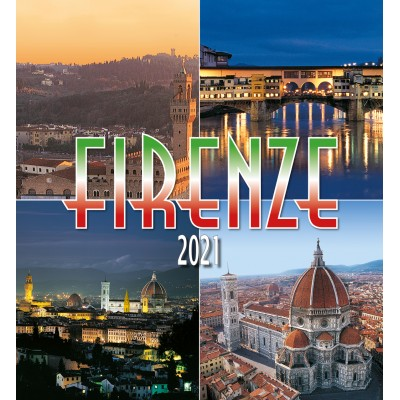 Calendar 31x34 cm - FLORENCE MOUNTING