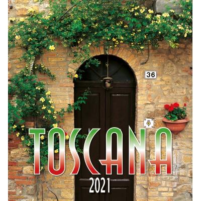 Calendar 31x34 cm - TUSCANY DOOR