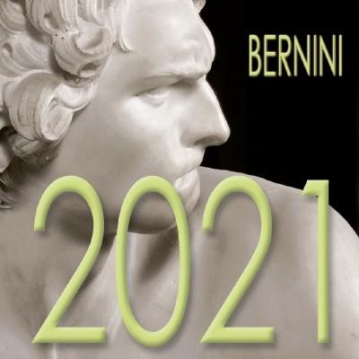 Calendar 8x8 cm BERNINI