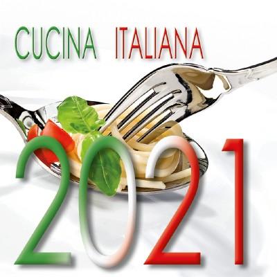 Calendar 8x8 cm ITALIAN COOKING