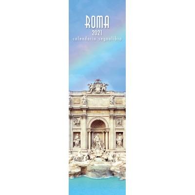 Calendario 6X20,5 FONTANA DI TREVI