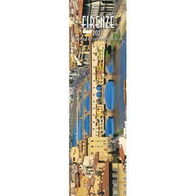 Calendar 6x20,5 cm FLORENCE - OLD BRIDGE