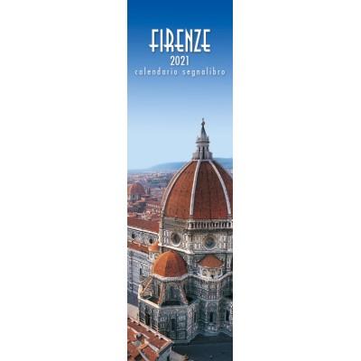 Calendar 6x20,5 cm FLORENCE - DIAGONAL DOME