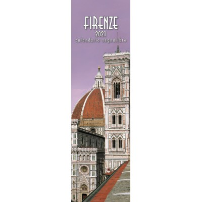 Calendario 6X20,5 FIRENZE - S. MARIA IN FIORE