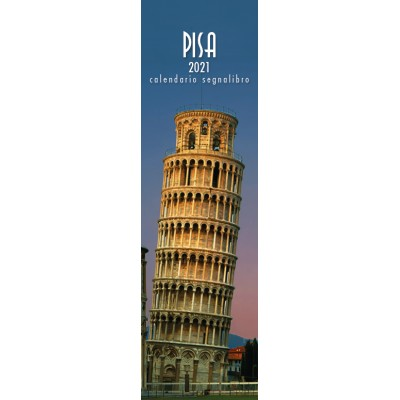 Calendar 6x20,5 cm PISA