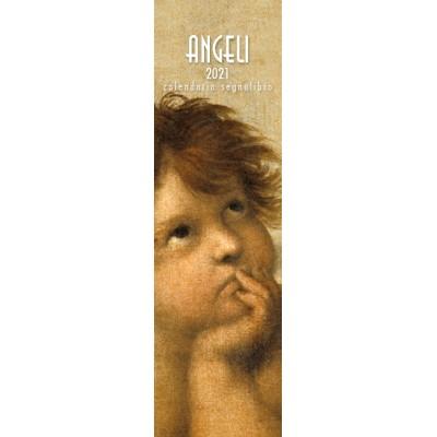 Calendar 6x20,5 cm RAPHAEL - ANGELS