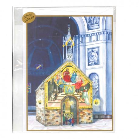 Advent calendar - The Portiuncula ASSISI
