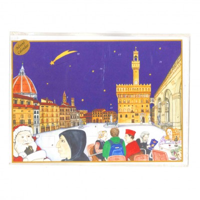 Calendario dell'Avvento - Firenze
