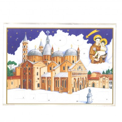 Advent calendar - Basilica of Saint Anthony - PADUA