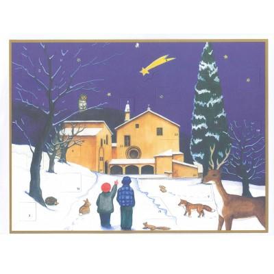 Advent calendar - St. Damian - ASSISI