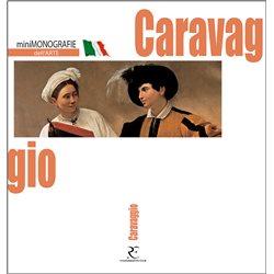 """CARAVAGGIO collana """"le mini monografie dell'arte"""""""