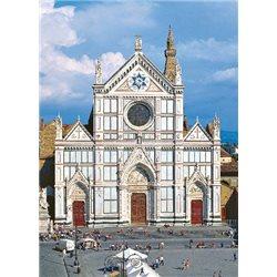 FLORENCE The Basilica of Santa Croce