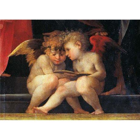 FLORENCE Uffizi - Rosso Fiorentino