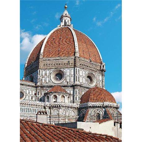 FLORENCE Santa Maria del Fiore - Brunelleschi's Dome