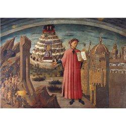 FLORENCE Santa Maria del Fiore - Domenico di Michelino