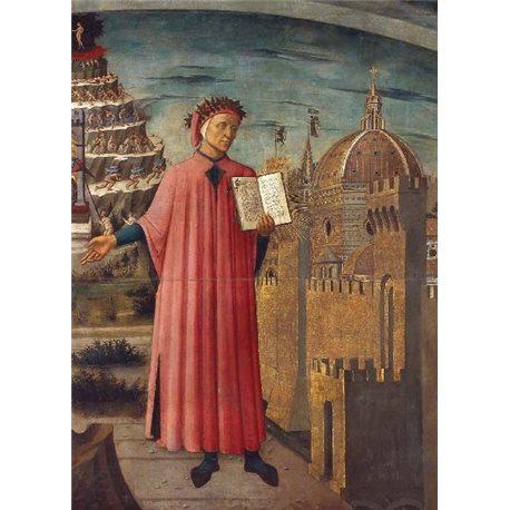 FIRENZE Santa Maria del Fiore - Domenico di Michelino