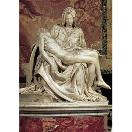 MICHELANGELO'S PIETA' - S. Pietro
