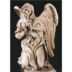 CLAY ANGEL MADE BY GIAN LORENZO BERNINI 1673