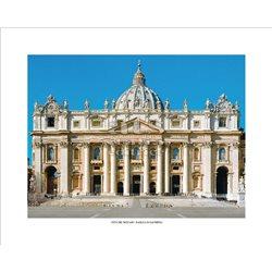 BASILICA DI SAN PIETRO Citta' del Vaticano