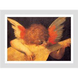 ANGEL MUSICIAN Rosso Fiorentino - Uffizi Gallery, Florence
