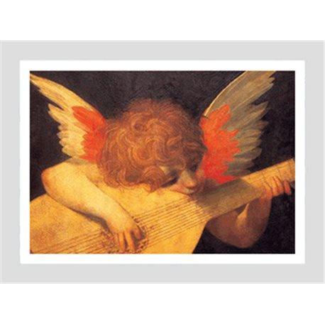 ANGELO MUSICANTE Rosso Fiorentino - Galleria degli Uffizi, Firenze
