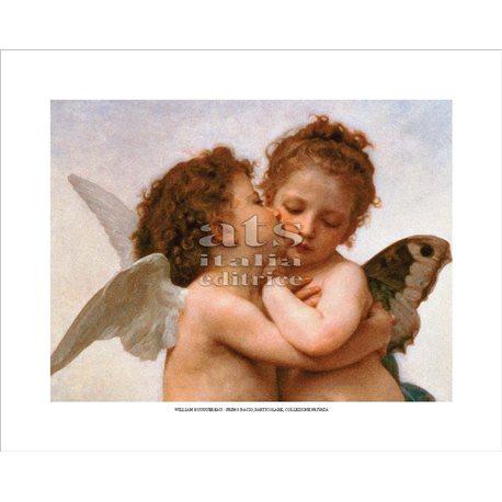 IL PRIMO BACIO (particolare) William A. Bouguereau - Collezione Privata