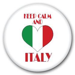 Keep Calm Italy