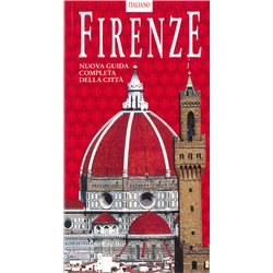 FLORENCE Complete guide with 7 itineraries