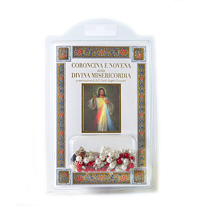 rosary of divine mercy how to say it