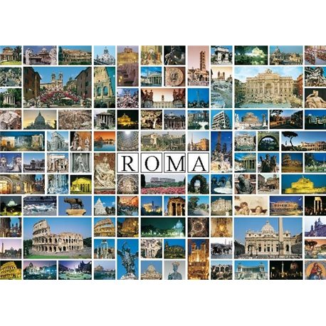 ROMA IN 106 IMMAGINI