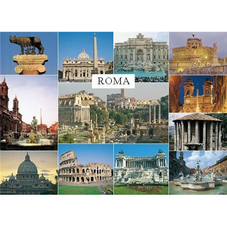 ROME IN 12 IMAGES