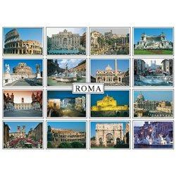 ROMA IN 16 IMMAGINI