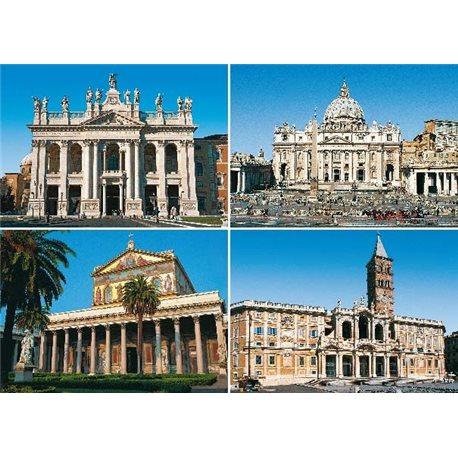 ROMA IN 4 IMMAGINI