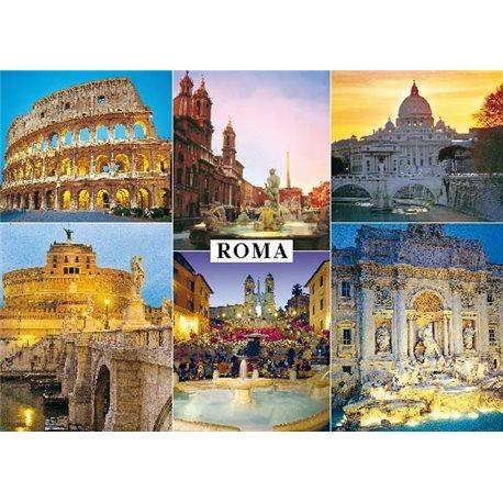 ROMA IN 6 IMMAGINI