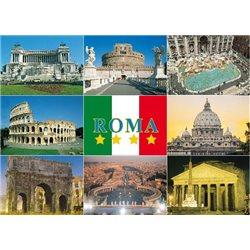 ROMA IN 8 IMMAGINI